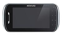 Видеодомофон Kenwei  S704FC -W100