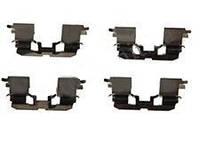 Монтаж задних колодок комплект(на суппорт BJ) PREMIUM CHERY TIGGO, ЧЕРИ ТИГО, ЧЕРЕ ТИГО, ЧЕРІ ТІГО,   T11-BJ