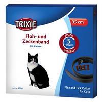 Ошейник для кошек от блох и клещей TRIXIE 4000 35 см
