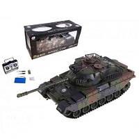 Игрушечная боевая машина для детских баталий 9362-7/8, танк с пультом радиоуправления, на аккумуляторе