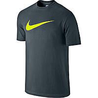 Футболка чоловіча Nike TEE-EMEA CHEST SWOOSH