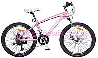 Женский велосипед Crosser Summer 26'