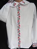 """Детская блуза-вышиванка """"Барышня"""""""