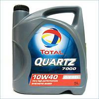 Масло моторное Total Quartz Diesel 7000 10W40 5L 148646