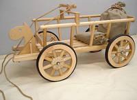 Детский электромобиль «Телега»