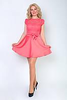 Легкое женское платье Грация
