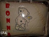 """Детский постельный комплект белья """"Bonna Lux"""" Мишка Тедди"""