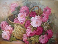 Новый 3D DIY алмазов картина розовая роза комплект для вышивания украшения дома смолы реме