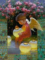 2015 новый DIY 3D алмаз живопись ангел крылья по уходу за детьми поглощается бытовая украш