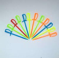 Шпажки для канапе пластиковые ( 30 шт. в упаковке)