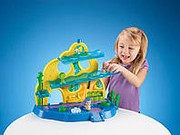 Bubble guppies bathroom set