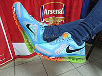 Кроссовки женские Nike Air Max Flyknit 2014 код 19А