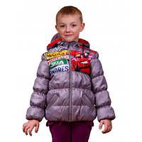 """Детская весенняя, осенняя, демисезонная куртка для мальчика """"Бой"""""""