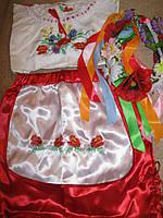 Детский украинский костюм, размер 28-38