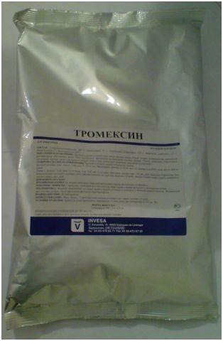 тромексин для кроликов инструкция по применению - фото 11