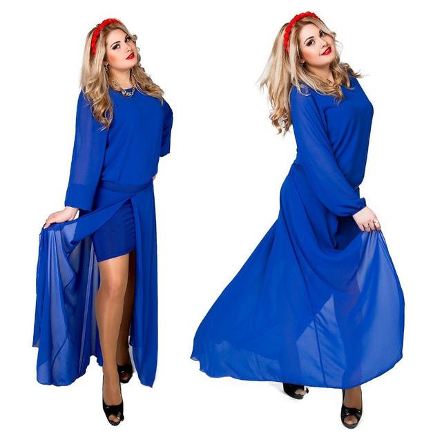 Платья со шлейфом для полных