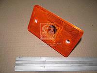 Фонарь габаритный (4462.3731) бок. груз. авто, автобусы, прицепы 12В (оранжевый) <ДК>