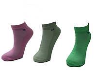 Носки женские летние короткие сетка спорт Томми производство Турция