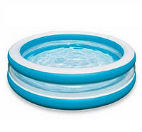 Детский надувной бассейн Линза Intex 57489 (203 х 51 см)