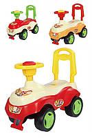 Детский толокар машинка-каталка Alexis-Babymix 7615