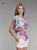 Яркая летняя блузка 07, фото 1