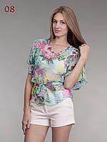 Яркая летняя блузка 08, фото 1