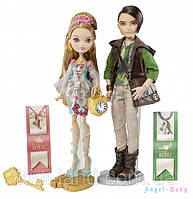 Куклы Эвер Афтер Хай Эшлин Элла и Хантер Хантсмен (Ever After High Ashlynn Ella & Hunter Huntsman Doll)