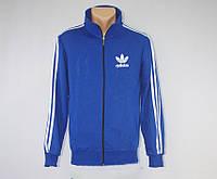 Спортивная кофта ADIDAS синяя