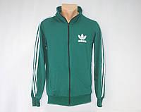Спортивная кофта ADIDAS зелёная