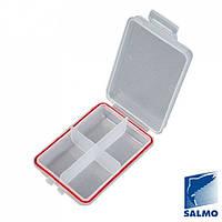 Коробка рыболов. пласт. Salmo WATERPROOF  105х66х25 (1501-03)