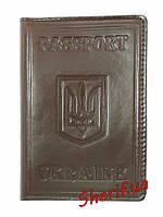 "Обложка для загранпаспорта ""Паспорт Украина"", 5065"