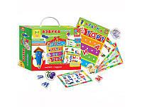"""Обучающая игра """"Азбука с магнитной доской""""  VT1502-02 Vladi Toys"""