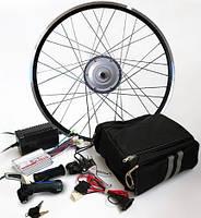 """Электро велосипед (электро набор 48V500-600W """"Стандарт"""" 24"""" для перевода велосипеда на электротягу)"""