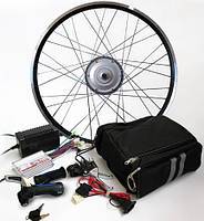 """Электро велосипед (электро набор 48V500-600W """"Стандарт"""" 28"""" для перевода велосипеда на электротягу)"""