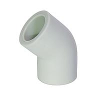 Угольник PPR 45*/40 180/18 GRE Aqua Pipe