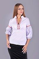 Вышиванка женская блузка Купава