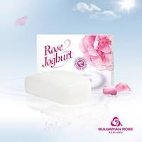 Крем- мыло Rose Йогурт Болгарская Роза Карлово 100 g
