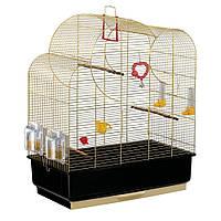 Ferplast NUVOLA Прямоугольная клетка для птиц из латуни