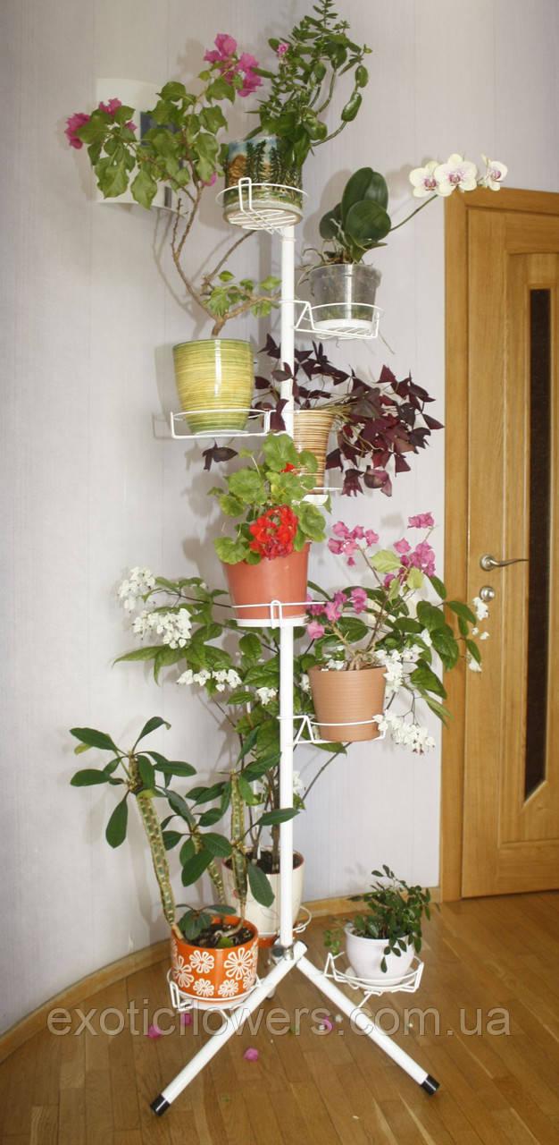 Напольная подставка для комнатных цветов