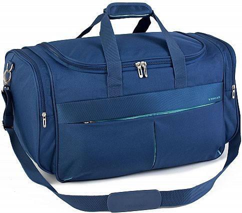 Дорожная вместительная сумка 57 л. Roncato Cruiser  4005/03 синий
