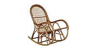 """Кресло-качалка """"КК-4/3"""". Плетеная мебель из лозы"""