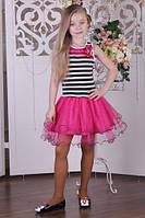 Детское платье BR-33 (малина)