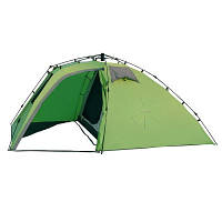 Палатка полуавтомат. 3-х мест. Norfin PELED 3 NF (NF-10405)