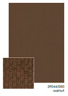 Безворсовый ковер-рогожка Balta Grace однотонный темно-коричневый