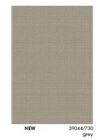Безворсовый ковер-рогожка Balta Grace однотонный серый