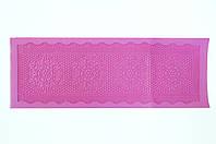 """Силиконовый коврик для кружев""""Lace Mat"""" маленький(код 03980)"""