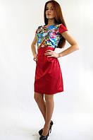 Эффектное летнее платье от производителя  модного кроя