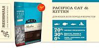 ACANA PACIFICA беззерновой корм для кошек и котят 0,34кг