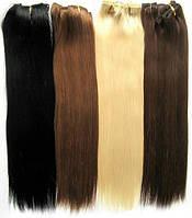 Изготовление трессов из натуральных волос