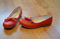 Туфли красные для девочки. 33,35,36 розмеры